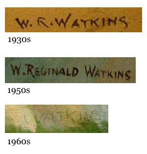 Three Watkins signatures