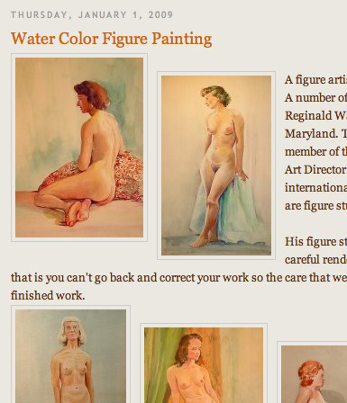 figure drawing website