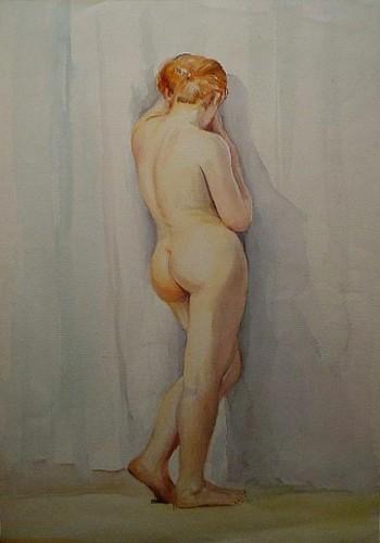 WRWatkins standing redhead c.1930